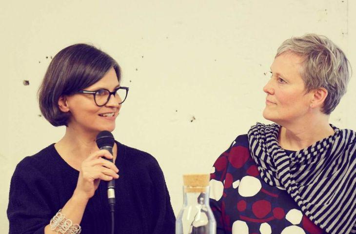 Nanna im Interview mit Karin